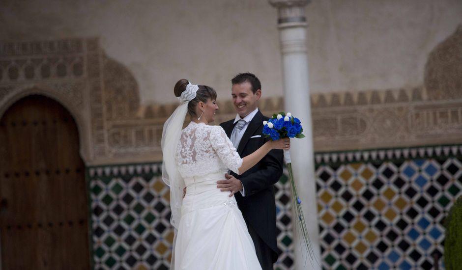 La boda de Fran y Shaila en Granada, Granada