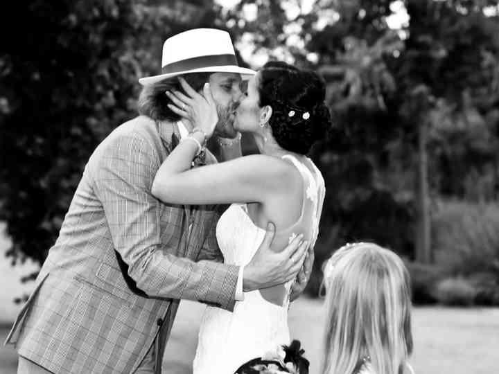 La boda de Soledad y Jorje