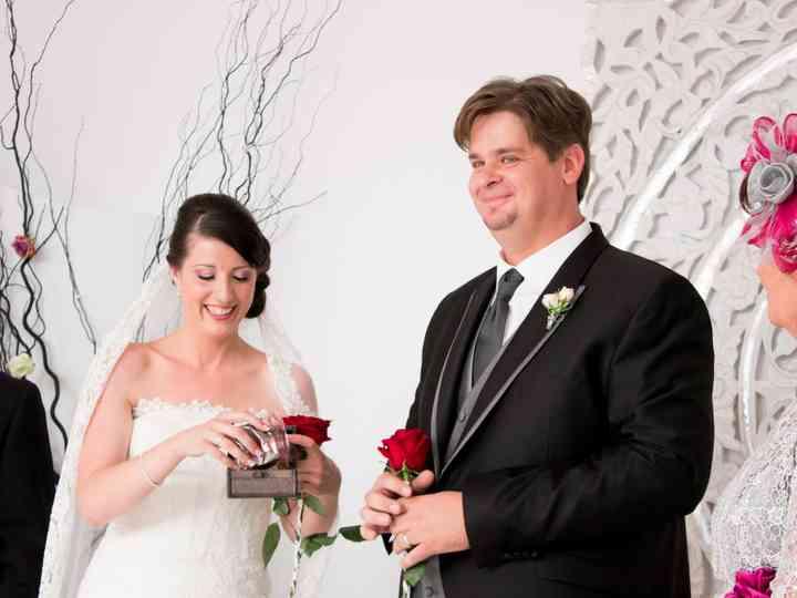 La boda de Leticia y Sergio
