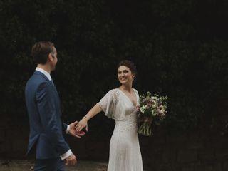 La boda de Chiara y Juan