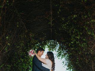 La boda de Bianca y Valentin