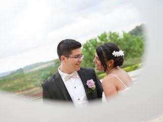 La boda de Nora  y Dario
