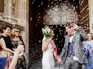La boda de Paloma y Luis