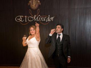 La boda de Elia y Alfonso