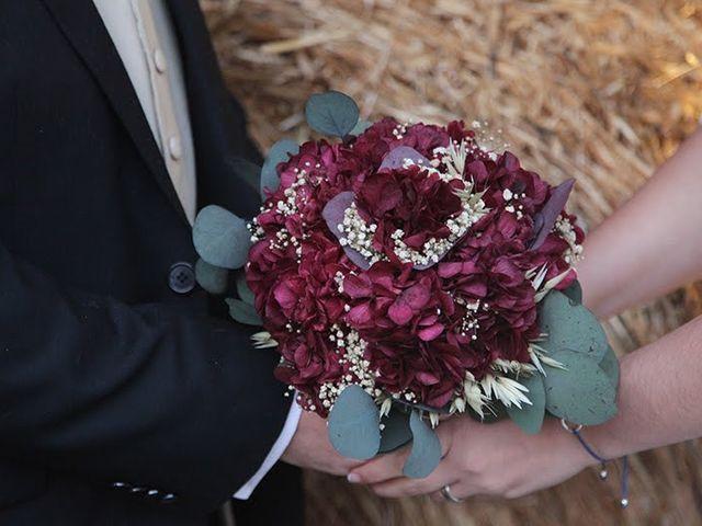 La boda de Toni y Iru en Sant Fost De Campsentelles, Barcelona 1