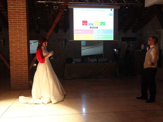 La boda de Toni y Iru en Sant Fost De Campsentelles, Barcelona 10