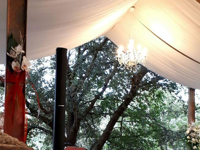 La boda de Toni y Iru en Sant Fost De Campsentelles, Barcelona 13