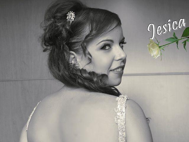 La boda de Felipe y Jessica en Tarragona, Tarragona 1