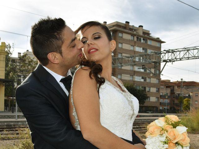 La boda de Felipe y Jessica en Tarragona, Tarragona 18