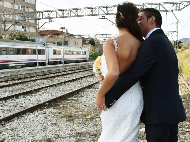 La boda de Felipe y Jessica en Tarragona, Tarragona 2