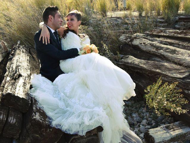 La boda de Felipe y Jessica en Tarragona, Tarragona 19