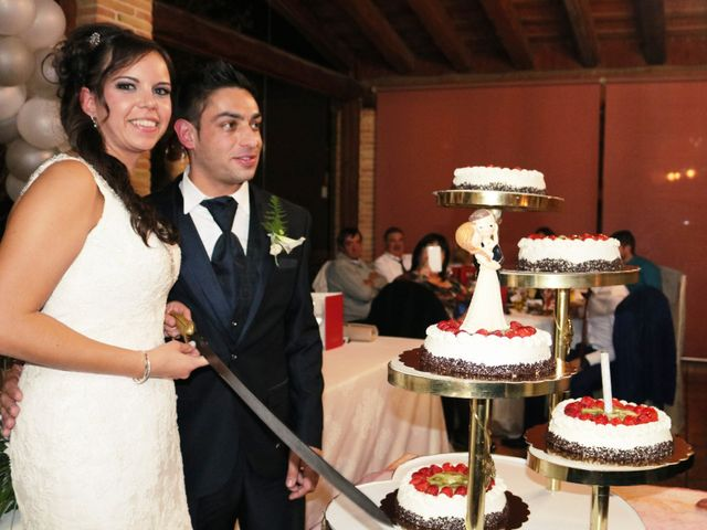 La boda de Felipe y Jessica en Tarragona, Tarragona 29