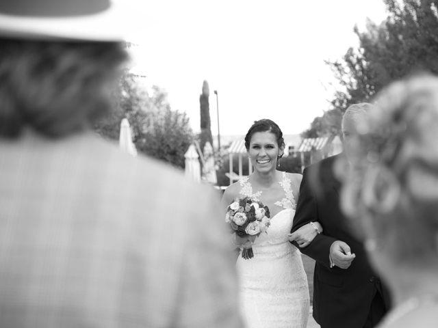 La boda de Jorje y Soledad en Aranjuez, Madrid 1