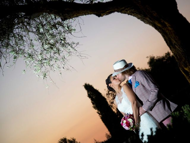 La boda de Jorje y Soledad en Aranjuez, Madrid 2