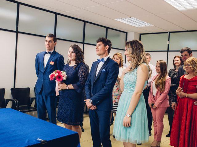 La boda de Valentin y Bianca en Castelló/castellón De La Plana, Castellón 9