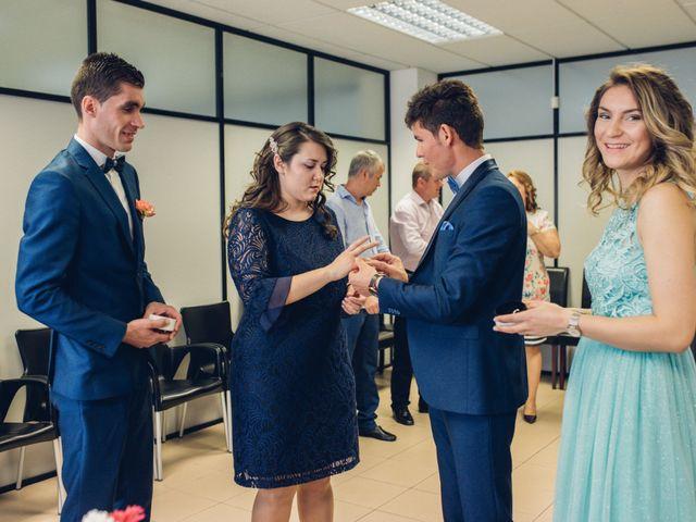 La boda de Valentin y Bianca en Castelló/castellón De La Plana, Castellón 10