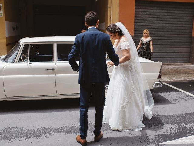 La boda de Valentin y Bianca en Castelló/castellón De La Plana, Castellón 39