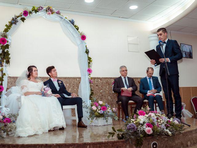La boda de Valentin y Bianca en Castelló/castellón De La Plana, Castellón 42