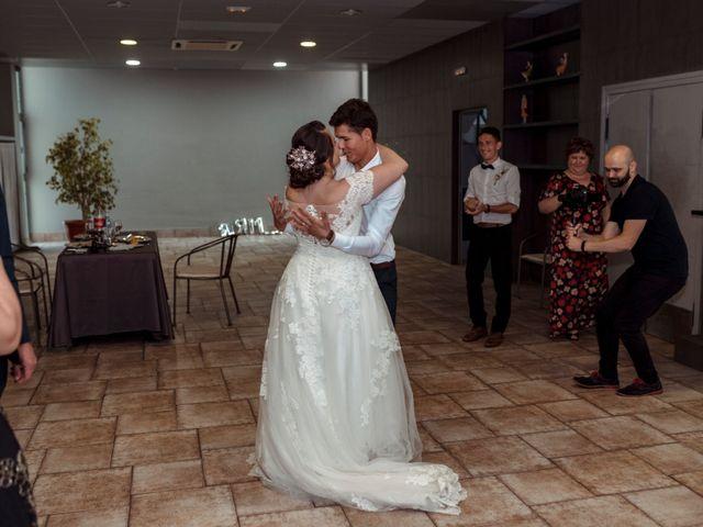 La boda de Valentin y Bianca en Castelló/castellón De La Plana, Castellón 51