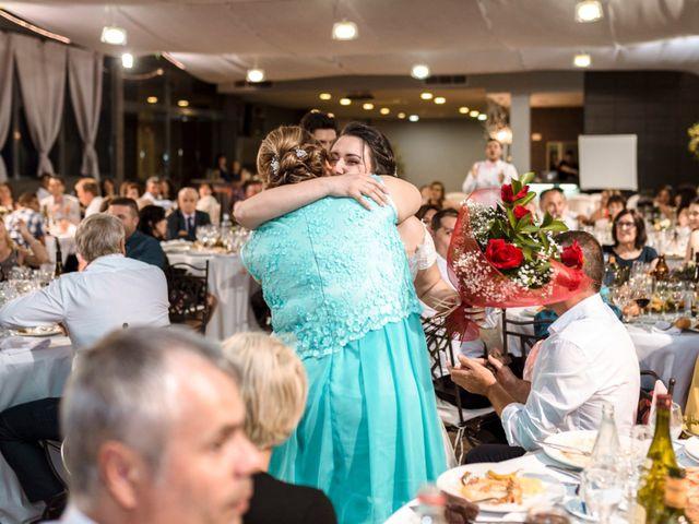 La boda de Valentin y Bianca en Castelló/castellón De La Plana, Castellón 56
