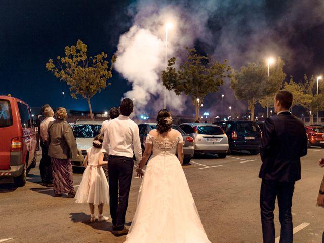 La boda de Valentin y Bianca en Castelló/castellón De La Plana, Castellón 59