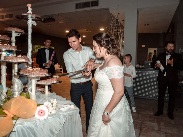 La boda de Valentin y Bianca en Castelló/castellón De La Plana, Castellón 61