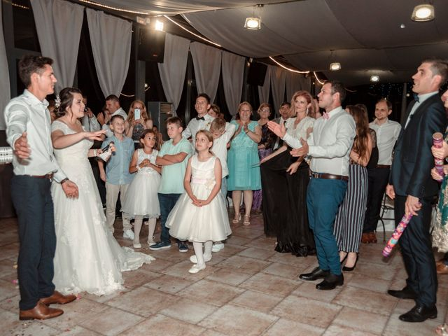 La boda de Valentin y Bianca en Castelló/castellón De La Plana, Castellón 62