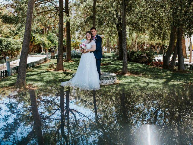 La boda de Valentin y Bianca en Castelló/castellón De La Plana, Castellón 64