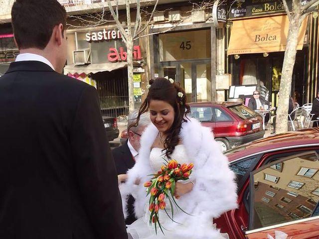 La boda de Sandra y Alejandro en Zaragoza, Zaragoza 3