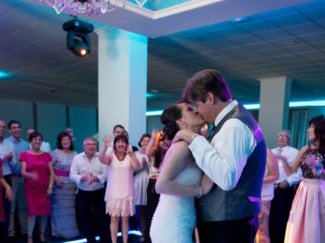 La boda de Sergio y Leticia en Venta Del Pobre, Almería 25