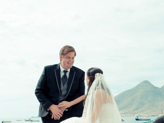 La boda de Sergio y Leticia en Venta Del Pobre, Almería 31