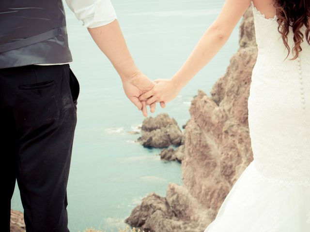 La boda de Sergio y Leticia en Venta Del Pobre, Almería 36