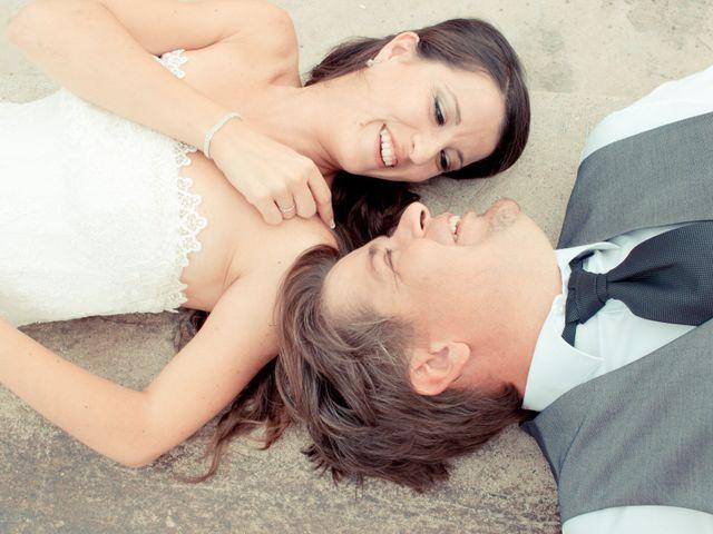 La boda de Sergio y Leticia en Venta Del Pobre, Almería 40