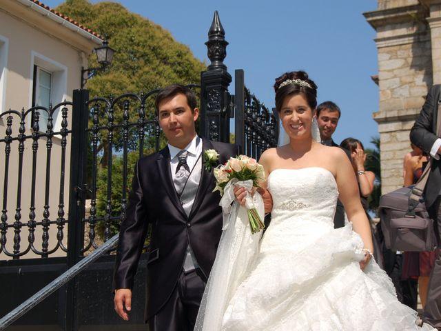 La boda de Iván y Jessica en A Coruña, A Coruña 2