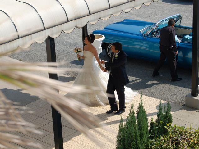 La boda de Iván y Jessica en A Coruña, A Coruña 3