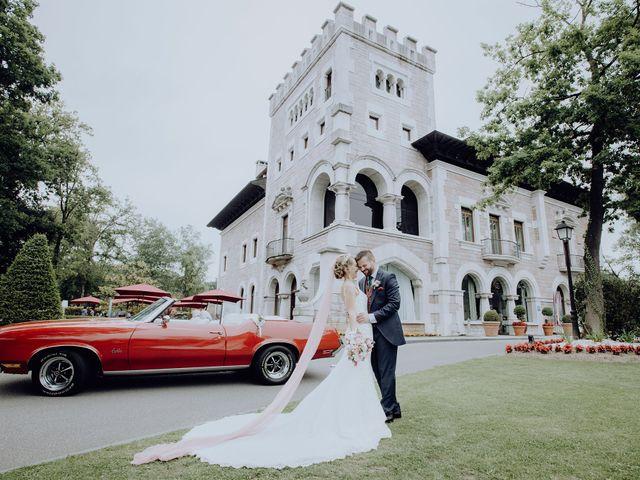 La boda de Daniel y Natalia en Villabona (Llanera), Asturias 29