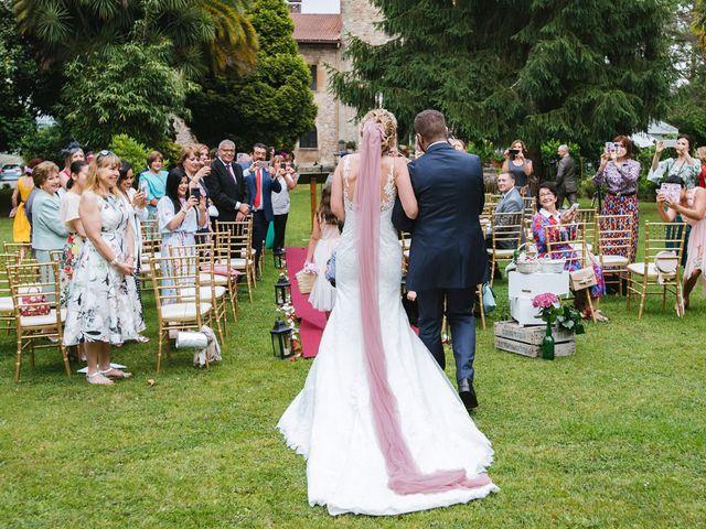 La boda de Daniel y Natalia en Villabona (Llanera), Asturias 36