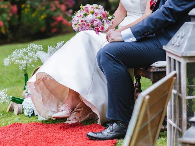 La boda de Daniel y Natalia en Villabona (Llanera), Asturias 38