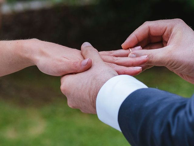 La boda de Daniel y Natalia en Villabona (Llanera), Asturias 41