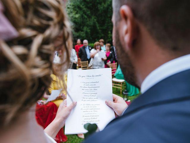 La boda de Daniel y Natalia en Villabona (Llanera), Asturias 43