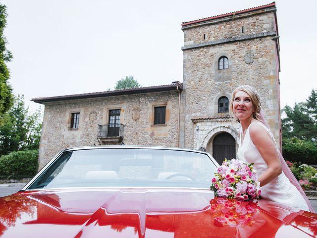 La boda de Daniel y Natalia en Villabona (Llanera), Asturias 46