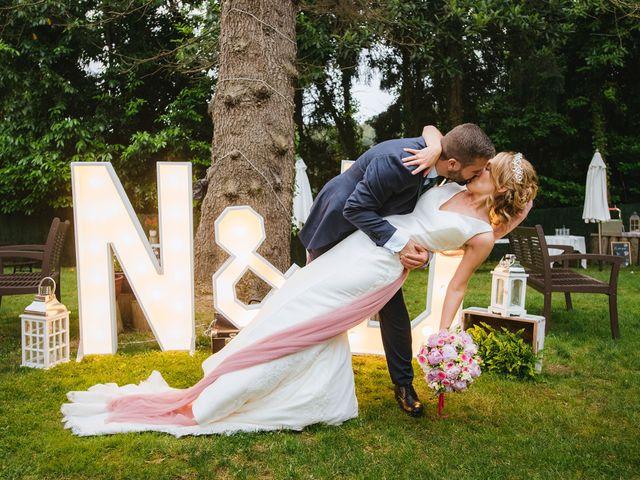 La boda de Daniel y Natalia en Villabona (Llanera), Asturias 49