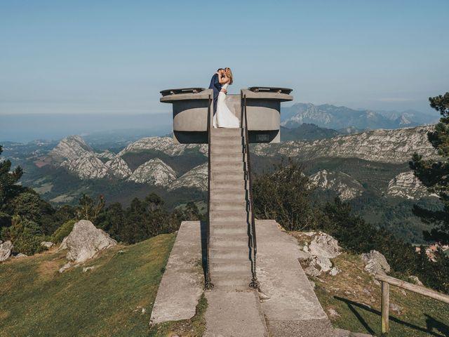 La boda de Daniel y Natalia en Villabona (Llanera), Asturias 57