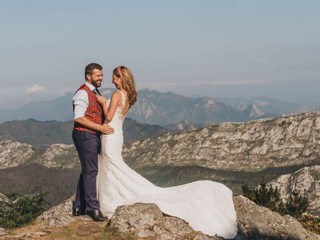 La boda de Daniel y Natalia en Villabona (Llanera), Asturias 59