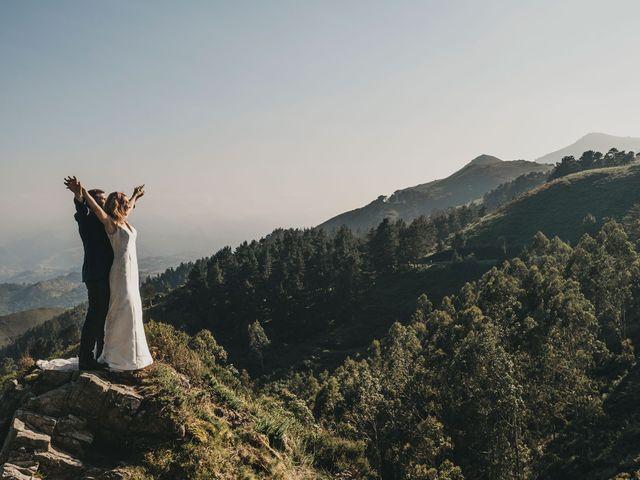 La boda de Daniel y Natalia en Villabona (Llanera), Asturias 1