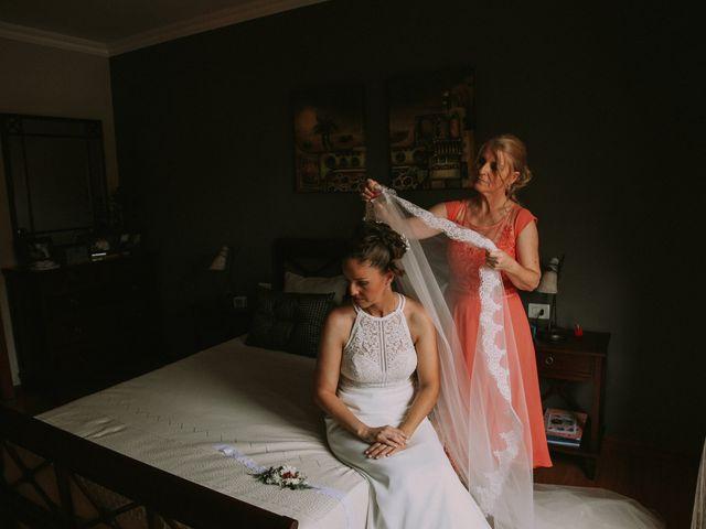 La boda de Quique y Vane en Puerto De La Cruz, Santa Cruz de Tenerife 1