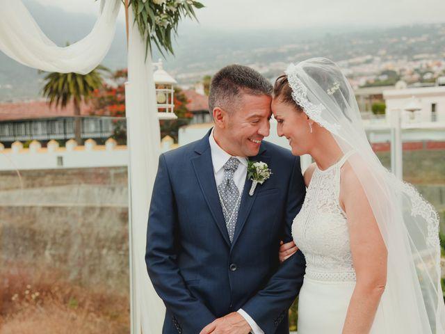 La boda de Quique y Vane en Puerto De La Cruz, Santa Cruz de Tenerife 3