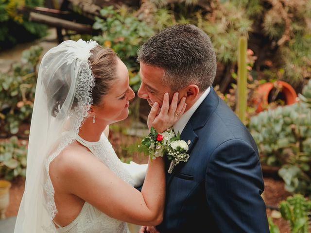 La boda de Vane y Quique