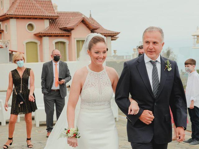 La boda de Quique y Vane en Puerto De La Cruz, Santa Cruz de Tenerife 7