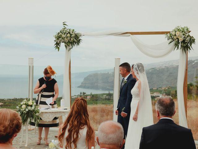 La boda de Quique y Vane en Puerto De La Cruz, Santa Cruz de Tenerife 9